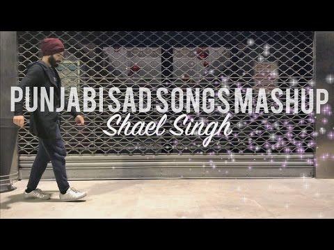 Punjabi Sad Songs Mashup | Dance Lyrical Fusion | Prabh Gill | Garry Sandhu | Maninder Butter | 2016