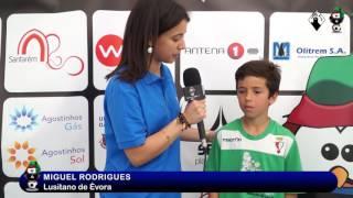 Miguel Rodrigues - Lusitano de Évora (Sub 10)