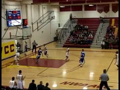 Amir Royal Yakima Valley College Basketball Highlights 2011-2012