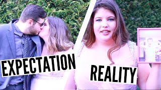 Prom Expectations vs. Reality!
