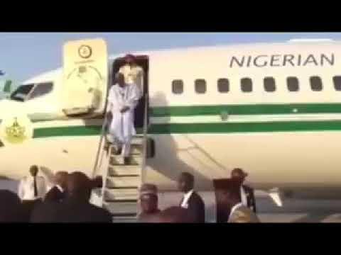 Watch President Buhari in Abidjan for #AUEUSummit2017