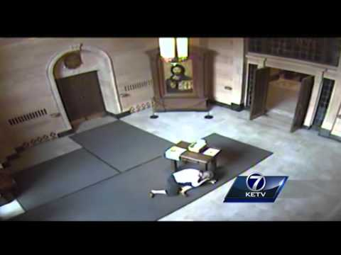 Attack inside St. Cecilia Cathedral