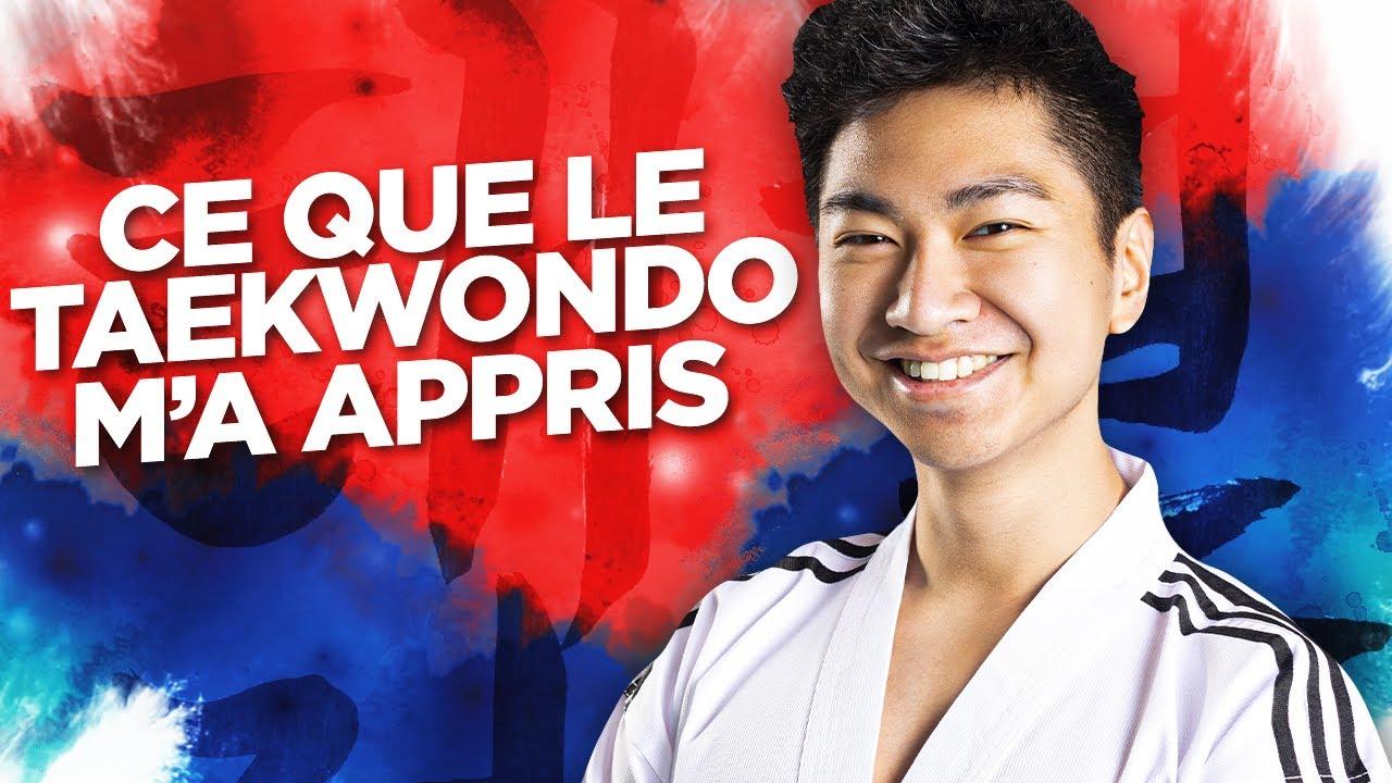 Download CE QUE LE TAEKWONDO M'A APPRIS ! - HENRY