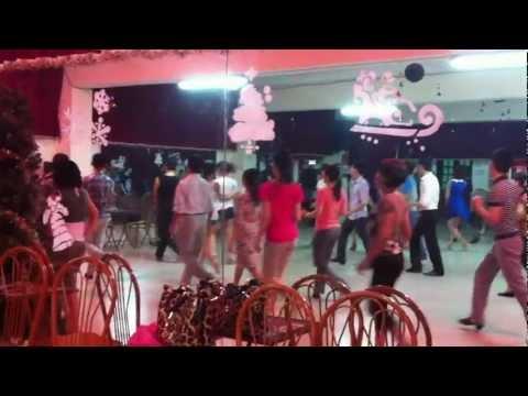 CLIP NHẢY DISCO TẬP THỂ IDC DANCE CLUB 3-5-CN HÀNG TUẦN