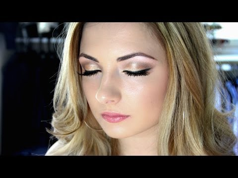 Makeup Tutorial : Soft wedding makeup using the NAKED1 palette