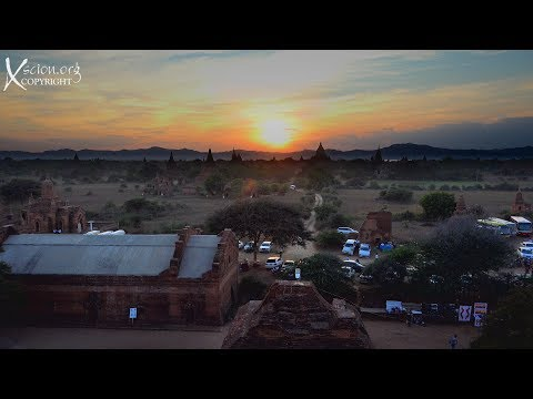 Bagan, Burma (Myanmar) 4K Full Film