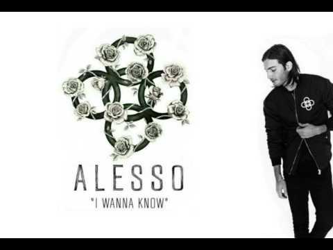 Alesso - I wanna know ft. Nico & Vinz (Lyrics)