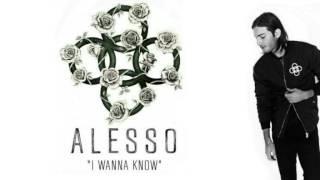 alesso   i wanna know ft nico vinz lyrics