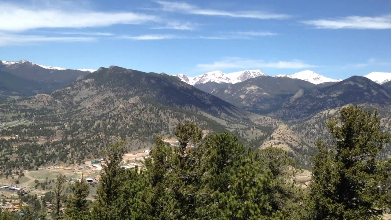 Just wondering if prospect mountain (the side the tram serves) would be easily accessable now that the tram is down for the season? Prospect Mountain Estes Park Aerial Tramway Colorado Youtube