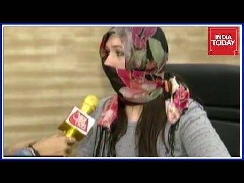 American Rape Survivor Narrates Ordeal To India Today