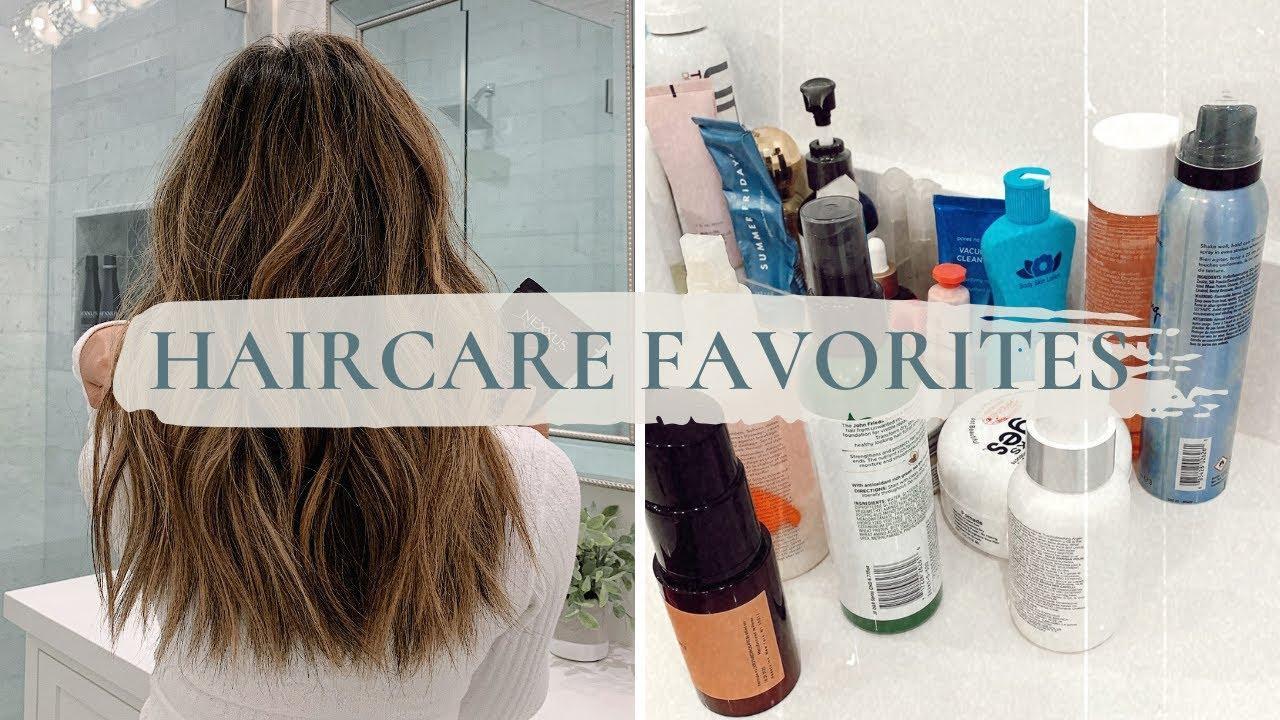 Life-Changing Hair Care Favorites