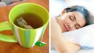 12 Hausmittel für den perfekten Schlaf! Nie wieder Müde oder unausgeschlafen sein!