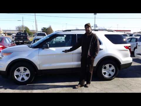 The Bolivar County Board of Supervisors gets a new Ford Explorer