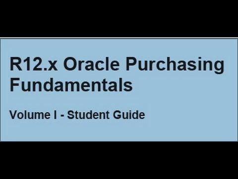 Oracle Purchasing Part 9 (Define Supplier)