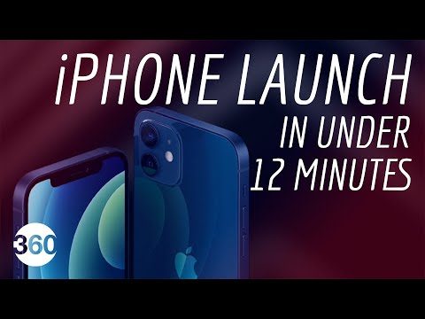 iPhone 12 Launch in 12 Minutes: iPhone 12 Series Price in India Starts at Rs. 69,900