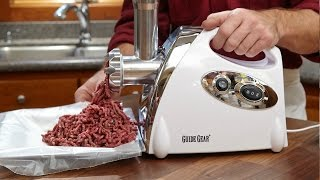 Guide Gear Electric Meat Grinders
