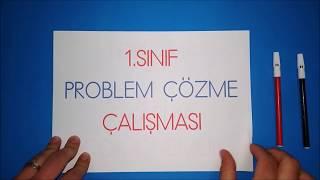 1.Sınıf Problem Çözme Çalışması-1