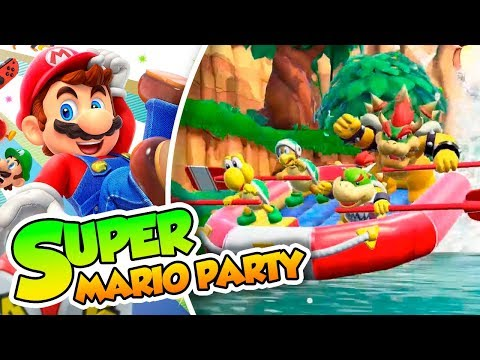 ¡Torrente de aventuras! - 10 - Super Mario Party (Switch) con Naishys