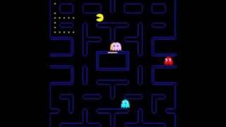 Pac-Man Arcade gameplay