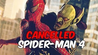 The Untold Story of Sam Raimi's Cancelled Spider-Man 4 | Cutshort
