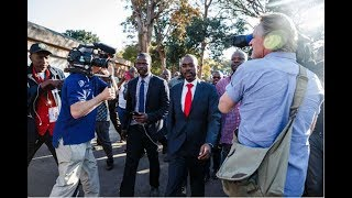 Zimbabwe opposition says will challenge election results in court
