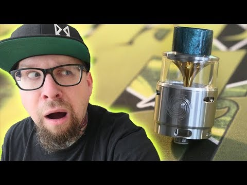 Innokin Thermo RDA ~ Part 1 ~ Build and wick ~ Fuck Free version