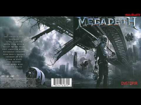 Megadeth - Poisonous Shadows (Dystopia Deluxe Edition, 2016)