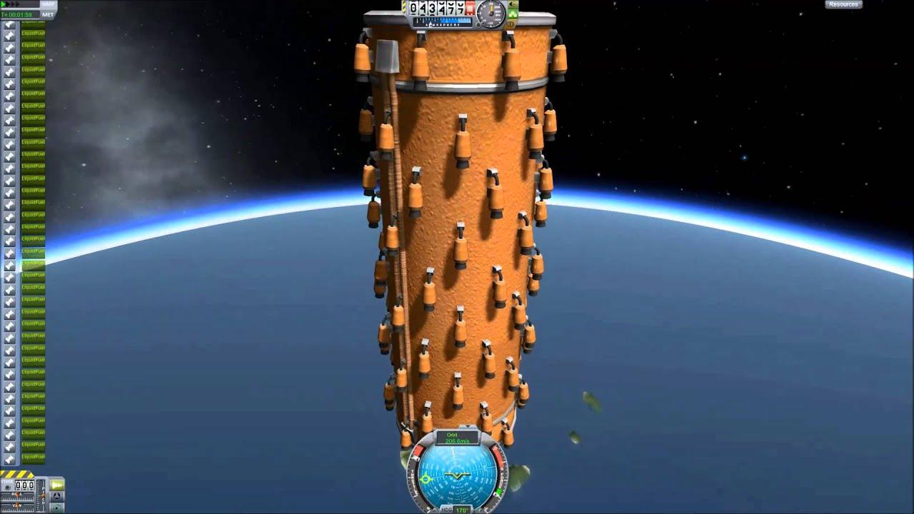 kerbal space program monolith floating - photo #49