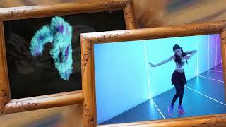 Shuffle dance in frames ( Mahmut Orhan  - Save me + Eneli & Elena Cruz )