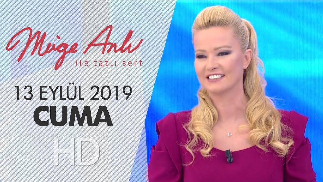 Müge Anlı ile Tatlı Sert 13 Eylül 2019 | Cuma