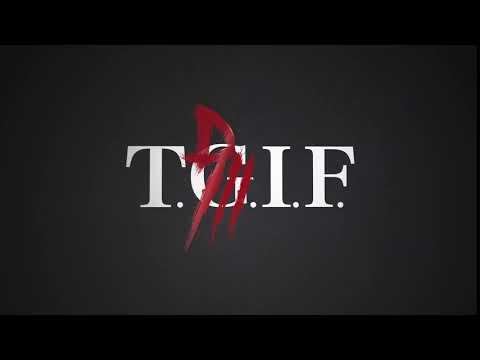 TGIF | Logo animation | Youtube Intro
