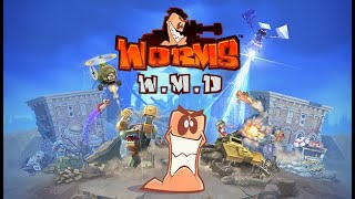 Blowing Each Other Up In Worms
