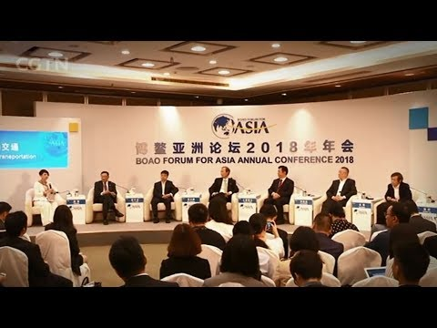 04/09/2018: Trade Tensions at Boao Forum 2018 & Trade Talk w
