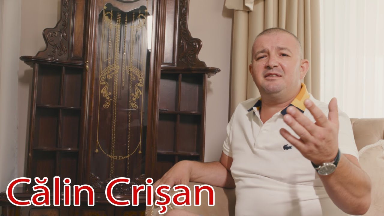 Calin Crisan - Imi albeste parul (video oficial)