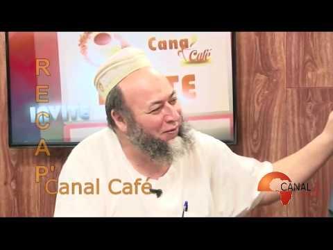 Ben Halima Abder-raouf invité de Canal Café du 5 septembre 2017 (Émission TV Canal 3 Niger)