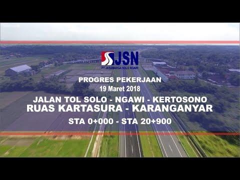 Kartasura - Karanganyar (19 Maret 2018)