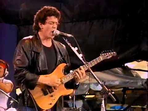 Lou Reed Rock & Roll Jun 15, 1986