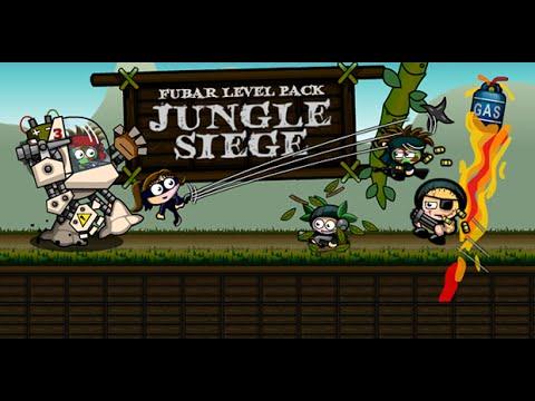 City Siege 3: Jungle Siege (FUBAR pack) Walkthrough ENDING Part 6  