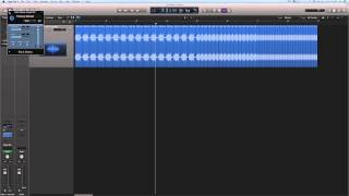 Logic Pro X - Pitch Shifting Vocals