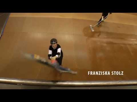 Welcome to the Team Franziska Stolz Jan 2012