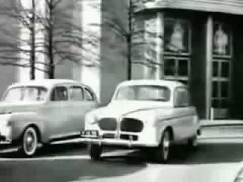 Henry Ford's Hemp Plastic Car, 1941