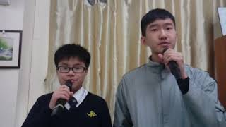 wkc的初中組優異獎3C溫仲軒、黎耀聰、余少凡、梁國韜相片