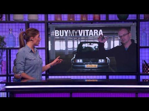 Meest epische verkoopvideo voor je auto  - RTL LATE NIGHT