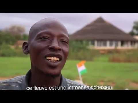Un pêcheur du Niger.