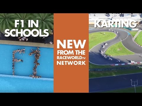 F1 in Schools | Karting | Supercars | New from the Network
