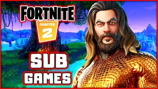 Fortnite! Black Manta! Aquaman! Sub Games! 300+ Wins | Blitzwinger