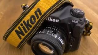 DRTV по-русски: Обзор Nikon D500(DRTV // Перевод - SlyLama D500 имеет все особенности старшей D5, но в более компактном корпусе, с меньшей матрицей..., 2016-05-29T14:27:56.000Z)