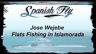 Flats Fishing in Islamorada - Florida Keys Flats Fishing - Jose Wejebe / Spanishflytv