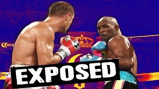 Why Sergey Kovalev BEAT Bernard Hopkins [EXPOSED]