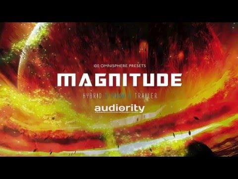 Omnisphere 2: Audiority Magnitude Walkthrough